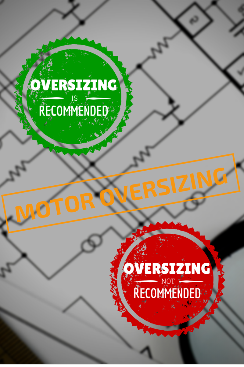Motor Oversizing: Does it do more harm than good? | PanelShop.com