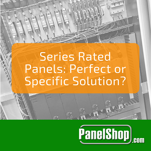 Series rated panels