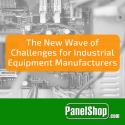 The New Wave of Challenges for Industrial Equipment Manufacturers