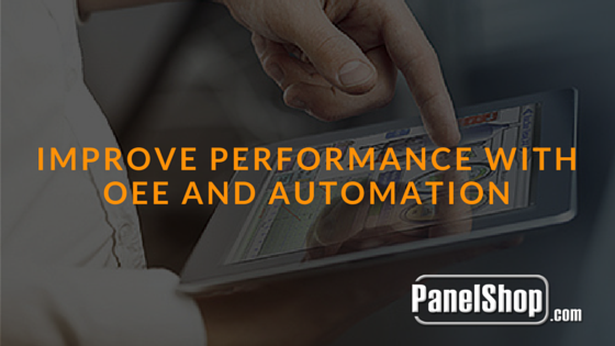 improve_performance_with_OEE_and_automation