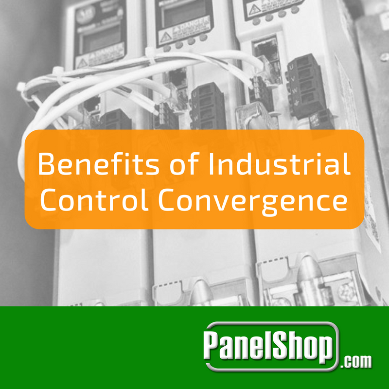 Benefits of Industrial Control Convergence