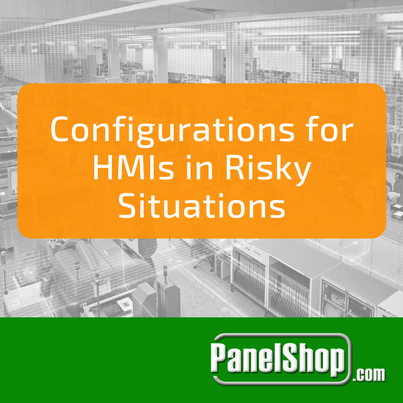 Configurations for HMIs in Risky Situations