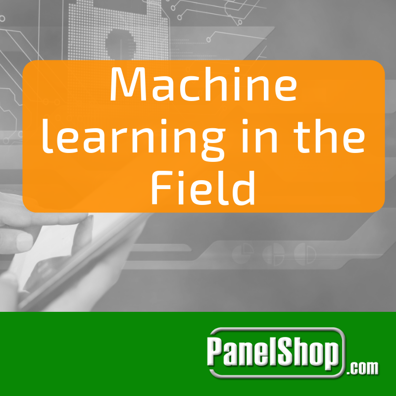 Machine Learning in the Field