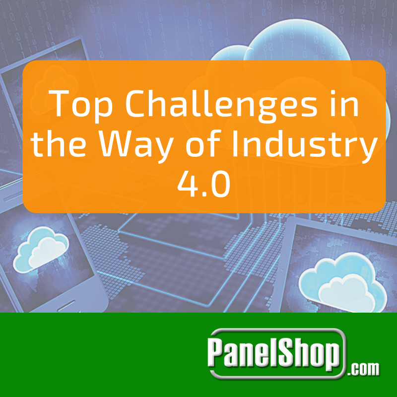 Top Challenges in the Way of Industry 4.0