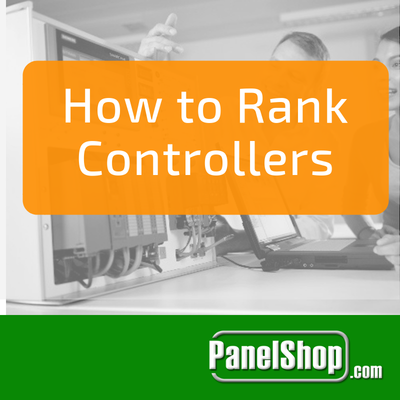 How to Rank Controllers