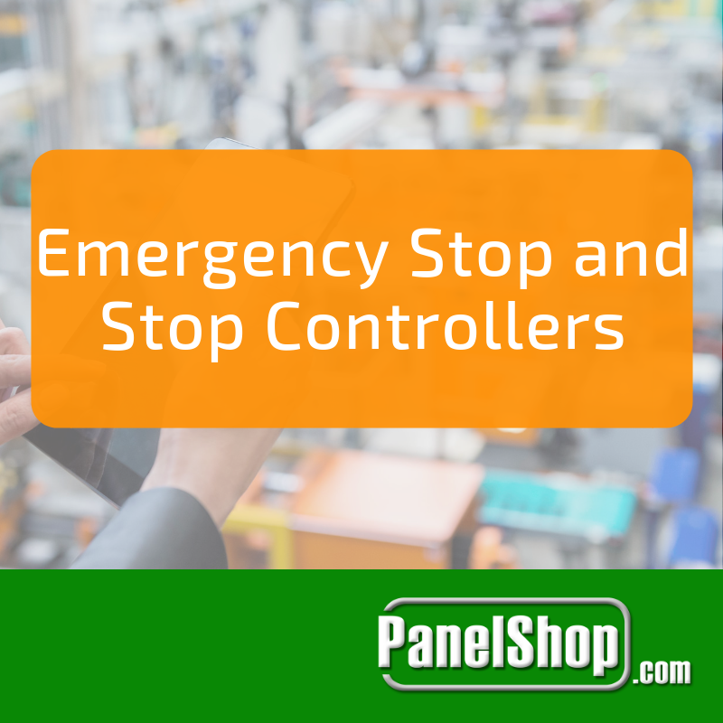 Emergency Stop and Stop Controllers