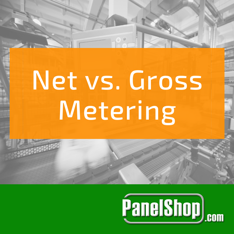 Net vs. Gross Metering