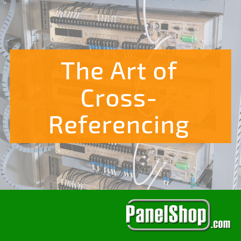 The Art of Cross-Referencing