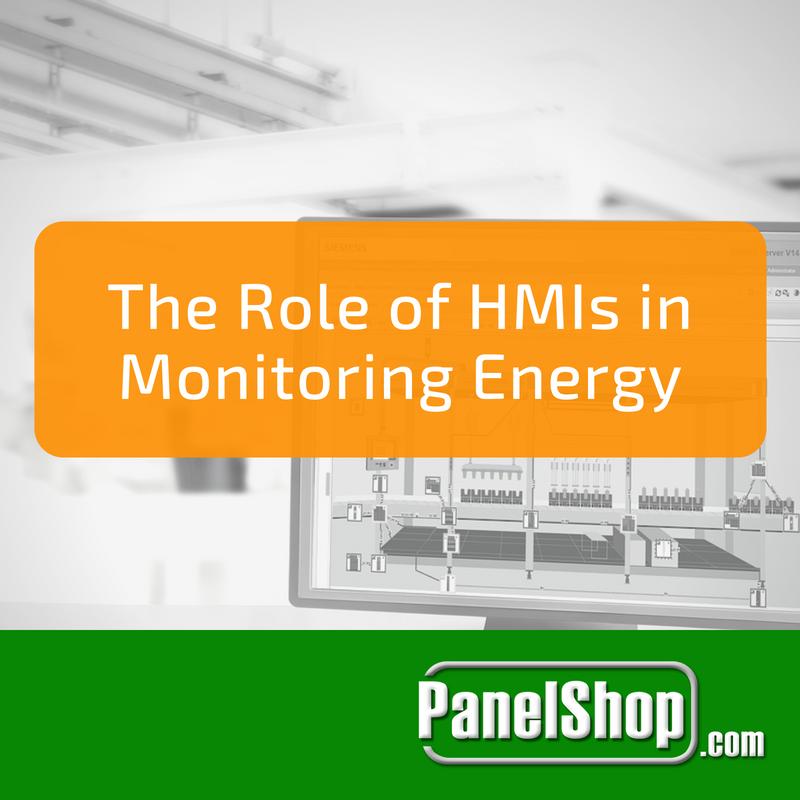 The Role of HMIs in Monitoring Energy