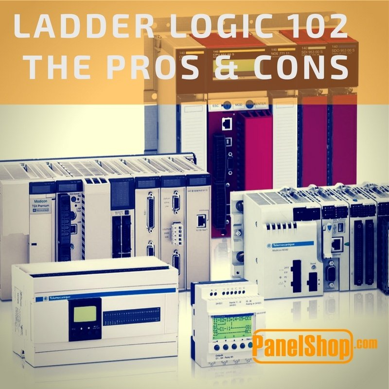 Ladder Logic 102: The Pros and Cons