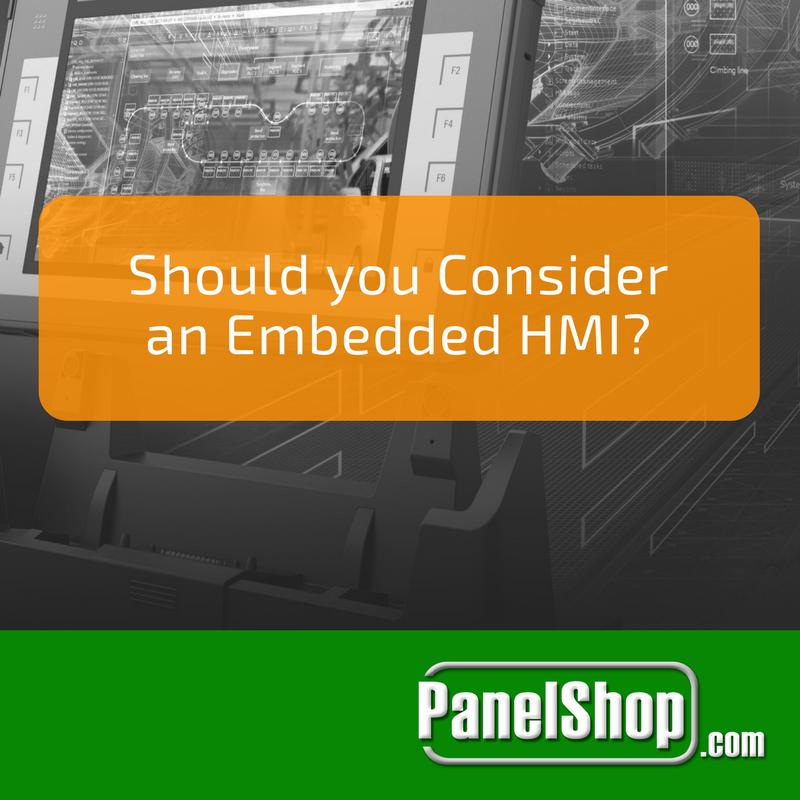 Should you Consider an Embedded HMI?