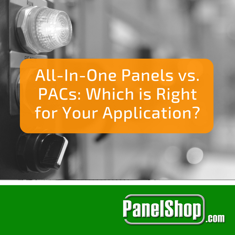 All-In-One Panels vs. PACs: Which is Right for Your Application?