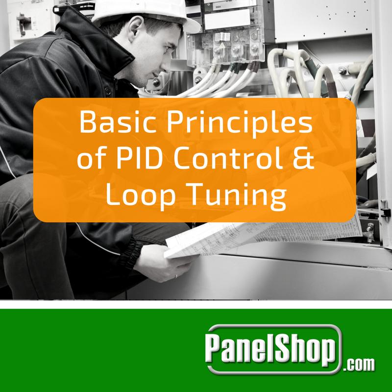 Basic Principles of PID Control & Loop Tuning