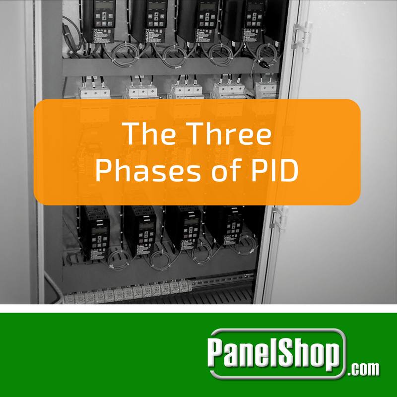 The Three Faces of PID