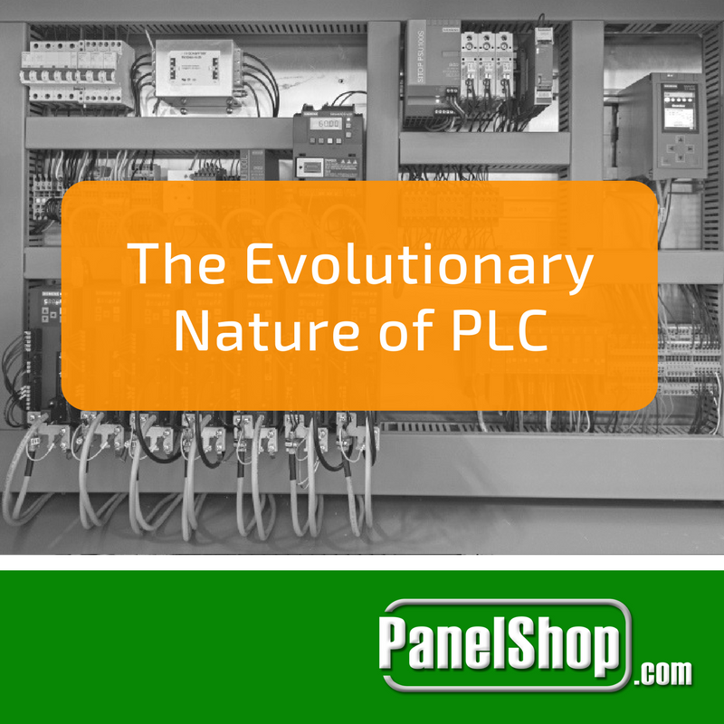The Evolutionary Nature of PLC